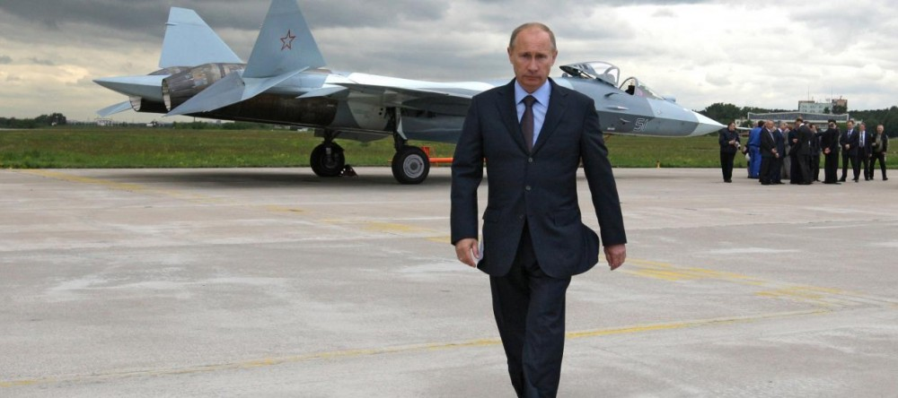 Vladimir Putin is now leading the fight against ISIS