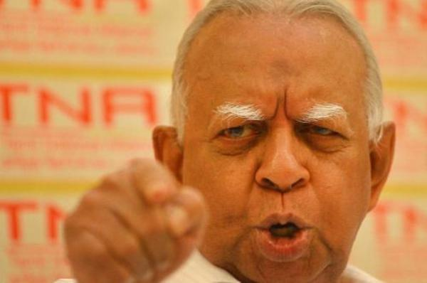 Tamil to lead Sri Lanka opposition after 32 years