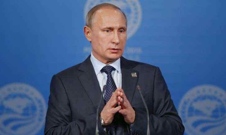 With Syria, Vladimir Putin positions himself on global security stage