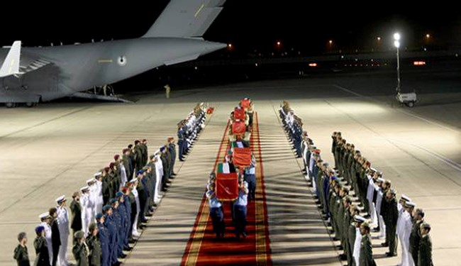 UAE Declares 3-Day Mourning for Soldiers Killed in Yemen