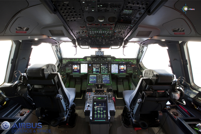 Airbus Defence and Space wins cryptographic key management system for RAF A400M airlifters