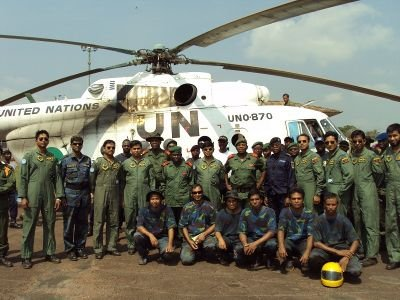 Bangladesh Air Force deploys UN contingents in Haiti