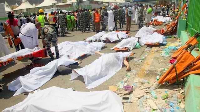 Hajj stampede beyond human control, says top Saudi cleric
