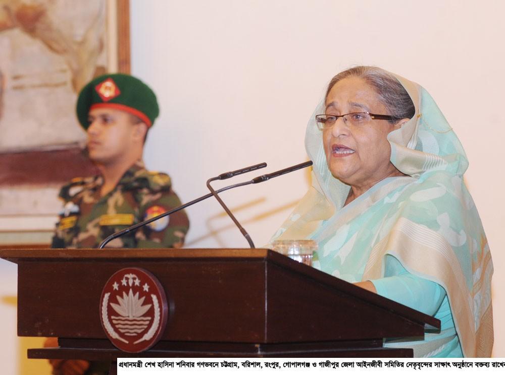 Khaleda Zia killing foreigners to terrorize them: PM
