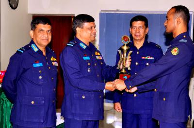 BAF junior command and staff course award ceremony held