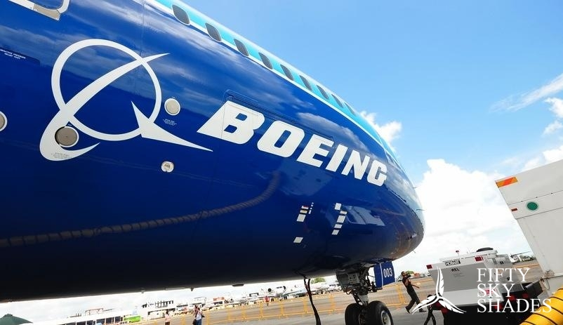 Boeing Optimizes Maintenance Record Keeping for Airlines