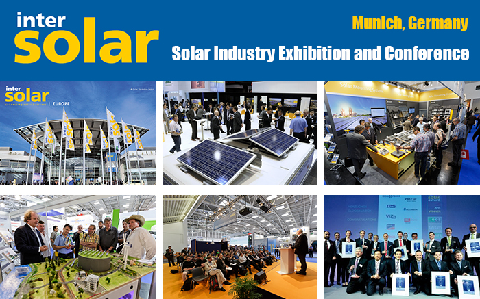 INTERSOLAR EUROPE 2016: Most of the exhibition space already booked