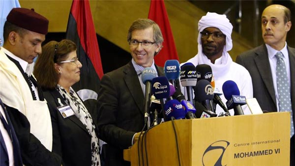 Libya agrees new national unity government