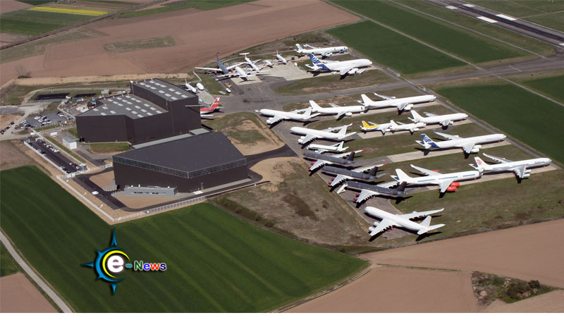 EXTRA 3,000 SQUARE METERS FOR TARMAC AEROSAVE IN 2016