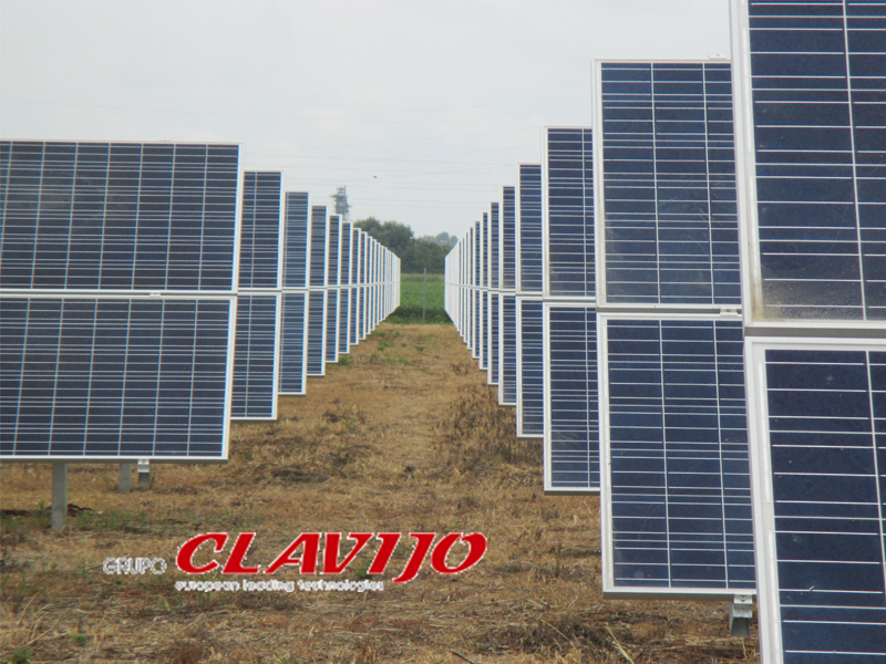 GRUPO CLAVIJO: new installation of 2 MW in Croatia