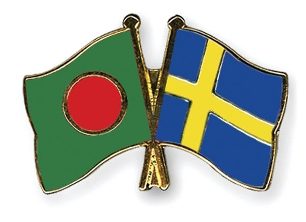 Sweden for more diversified trade ties with Bangladesh