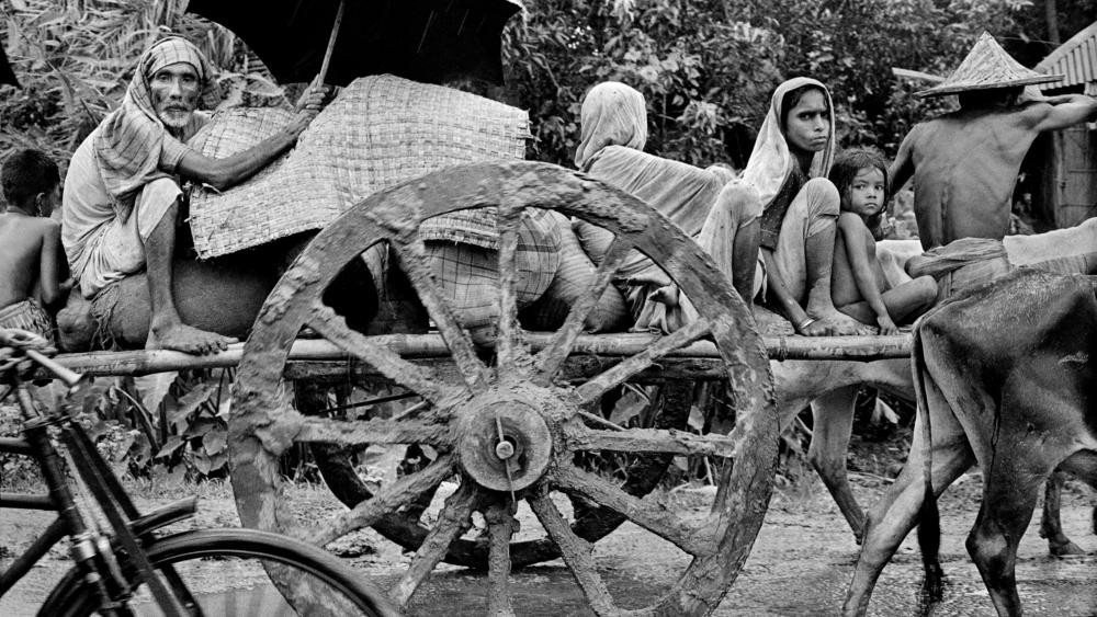 The forgotten- refugees in East Pakistan, 1971.