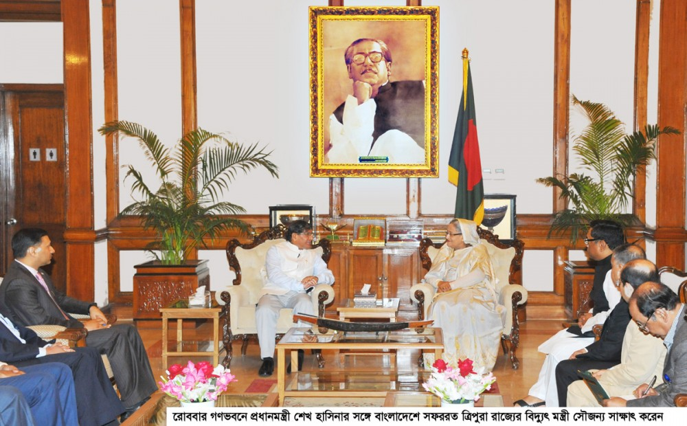 None would be allowed to use Bangladesh's soil for insurgency: PM