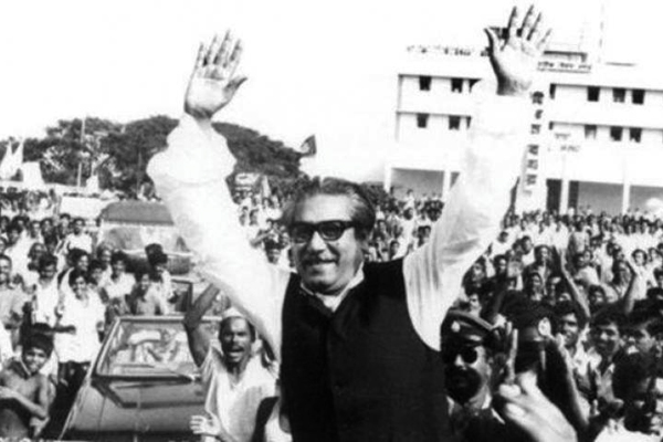 Bangabandhu told his huge audience about independence also on Mar 3