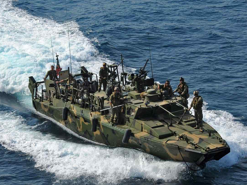 'Broken' navigation system led US sailors into Iran territory