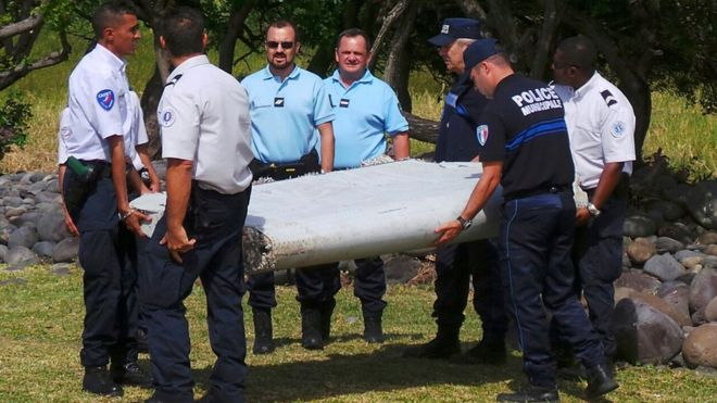 Search for MH370: 'High possibility' debris from Boeing 777