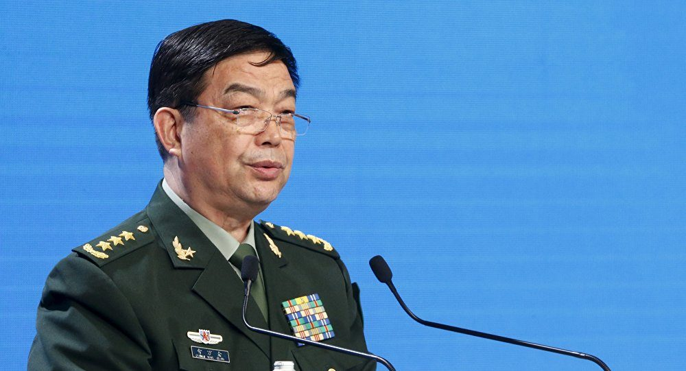 Chinese defense minister for expanding strategic relations with Bangladesh
