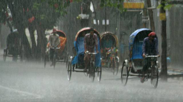 Rain brings relief to parts of country