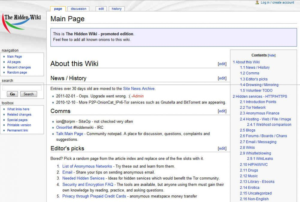 thehidden wiki-thenewscompany