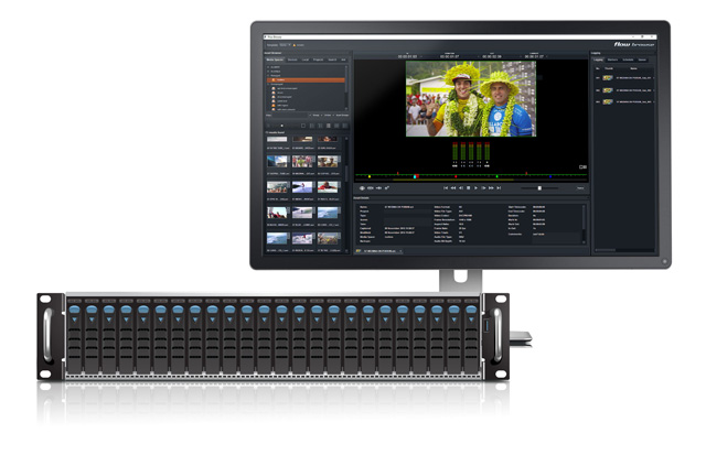EditShare Accelerates Collaboration with New XStream EFS SSD Storage Solution