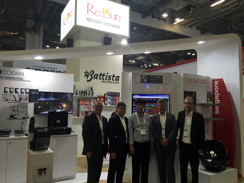 Red Sun Synthesis and ND SatCom announce SKYWAN Partnership