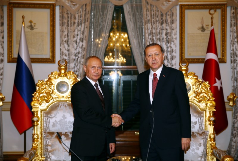 Russia and Turkey sign TurkStream deal
