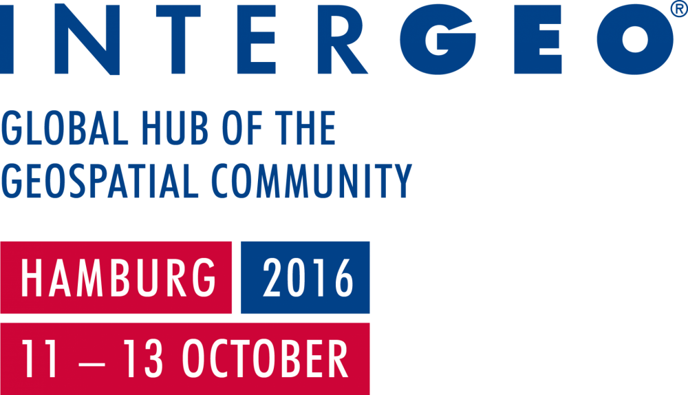 INTERGEO 2016 – smart geoinformation shaping the future
