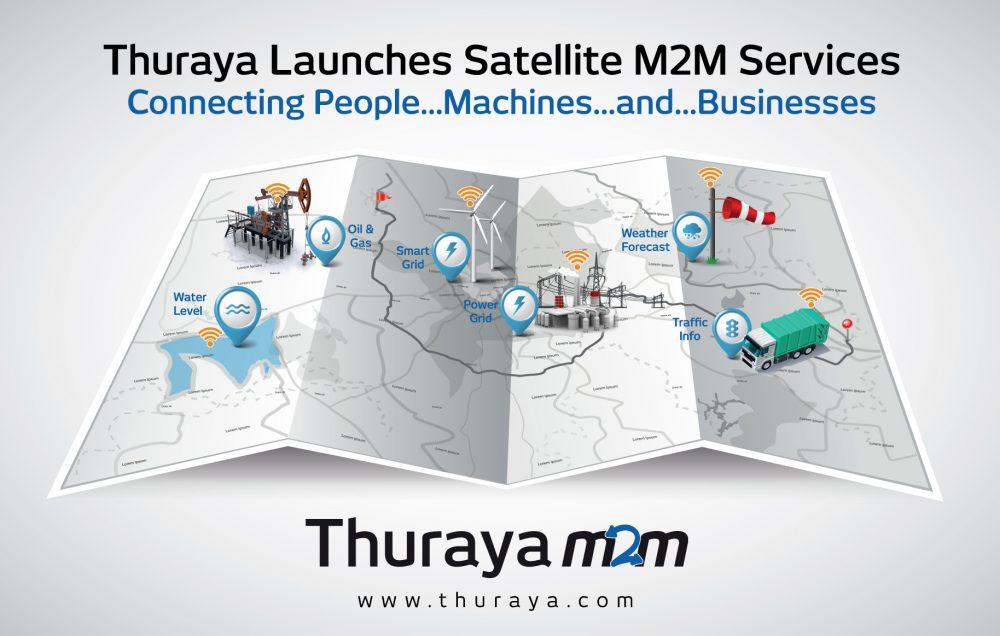 thuraya-m2m-service