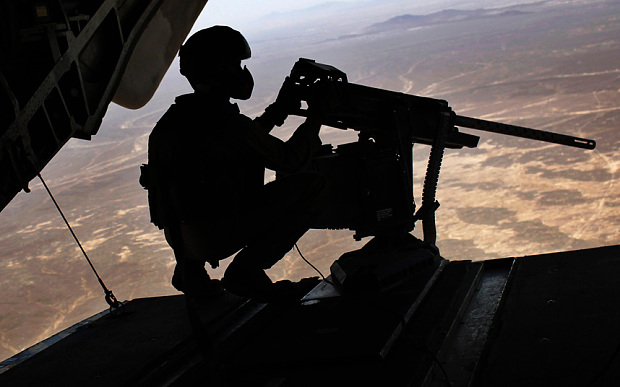 10 soldiers killed in US air strike in Afghanistan