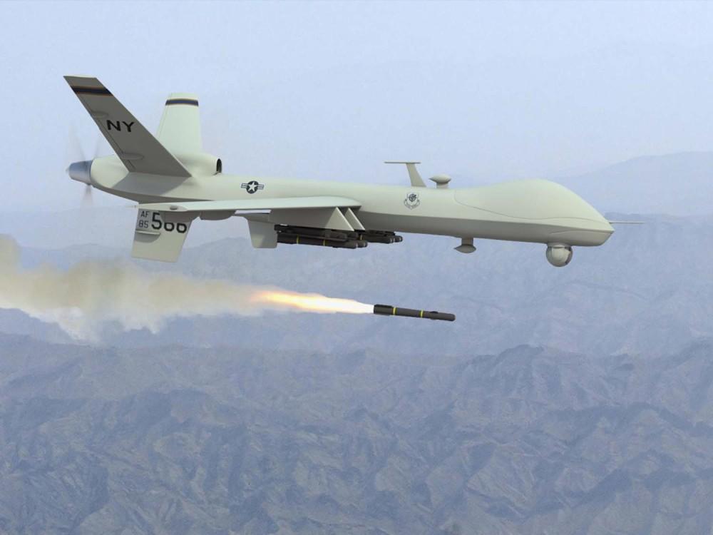 Drone strike kills 5 Qaeda suspects in Yemen
