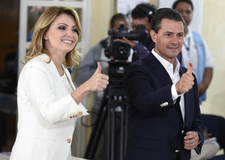 Mexico's ruling party wins Congress election