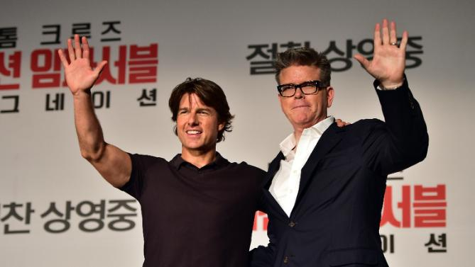 Latest 'Mission Impossible' romp crushes the competition
