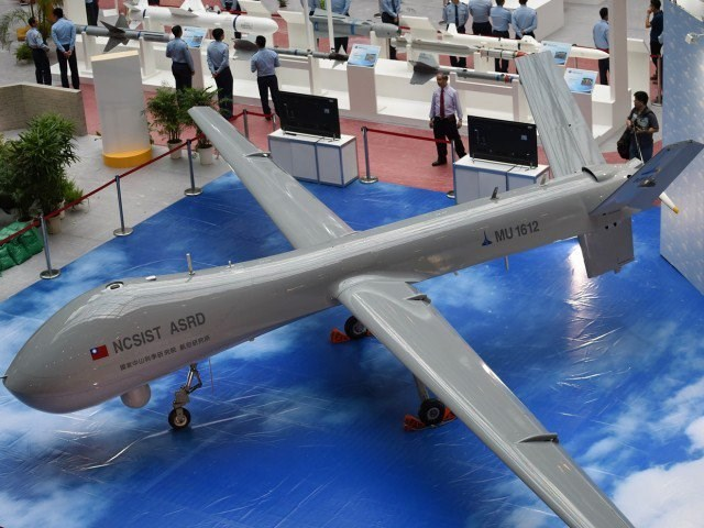 Taiwan unveils its biggest ever military drone-thenewscompany