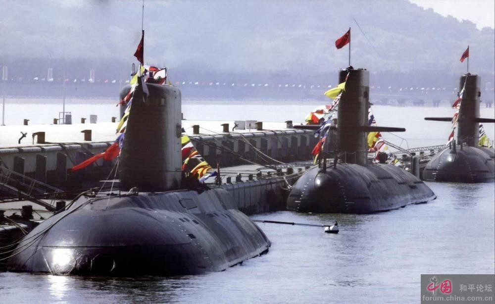 Pakistan will buy 8 Yuan Class Type-041 diesel electric submarines from China