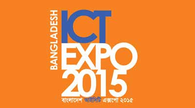 Huge crowd at ICT Expo-2015 seminar