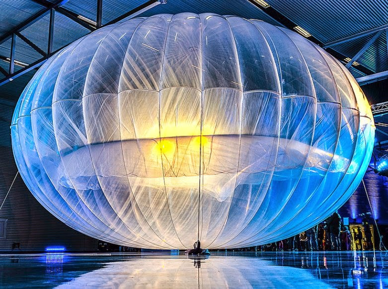Sri Lanka is the first country to sign up for Google Loon