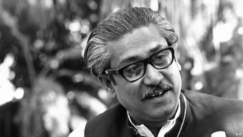Bangladesh marching forward recalling Bangabandhu